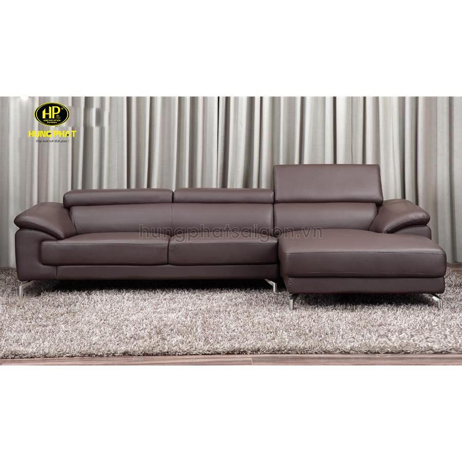 ghế sofa da đẹp hiện đại sang trọng đẳng cấp cho phòng khách tại tphcm