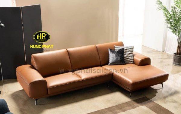 ghế sofa da mẫu mới hiện đại cao cấp sang trọng giá rẻ tphcm