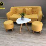 Kích thước ghế sofa băng tiêu chuẩn là bao nhiêu?