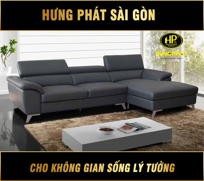 Sofa chất liệu da Korea mã HD-05