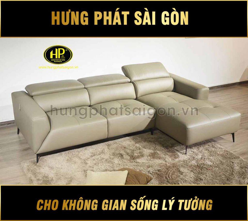 Sofa da cao cấp chính hãng HD-34