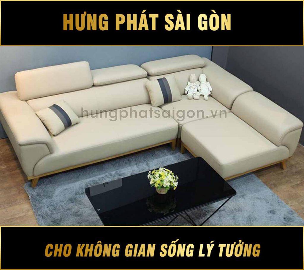 Sofa da cao cấp chính hãng HD-35