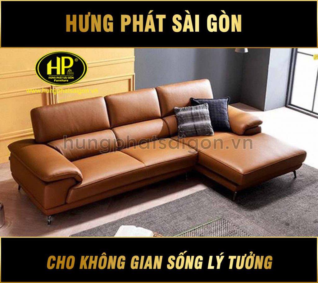 Sofa da cao cấp chính hãng HD-36