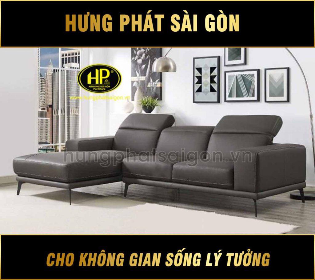 Sofa da cao cấp chính hãng HD-37