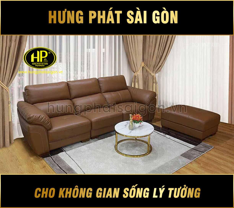 Sofa da cao cấp chính hãng HD-38