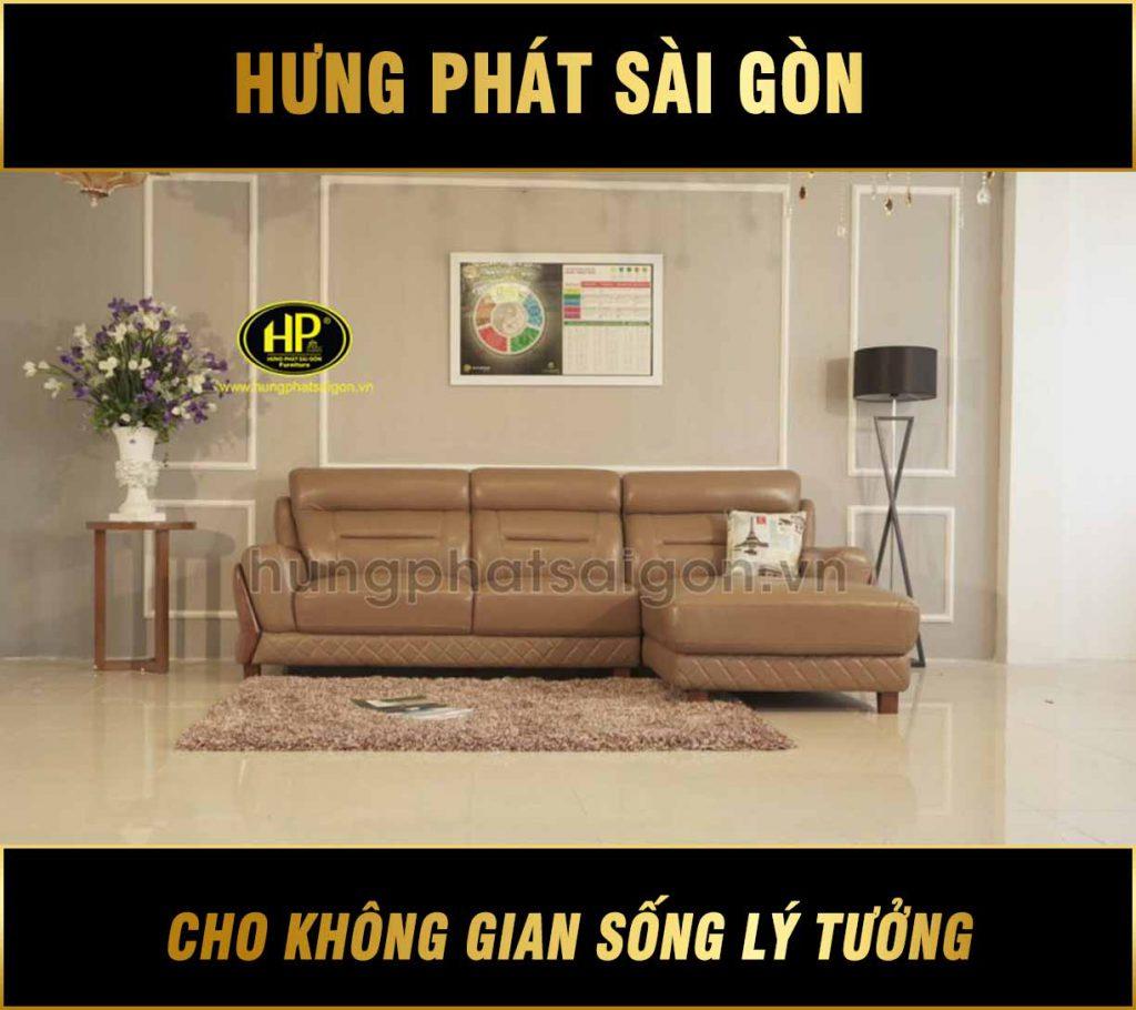 Sofa da cao cấp chính hãng HD-40