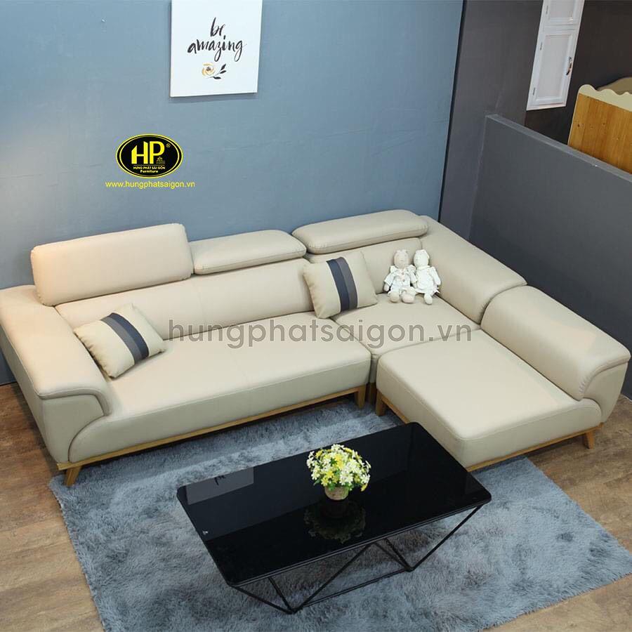 bộ ghế sofa da cao cấp sang trọng chất lượng