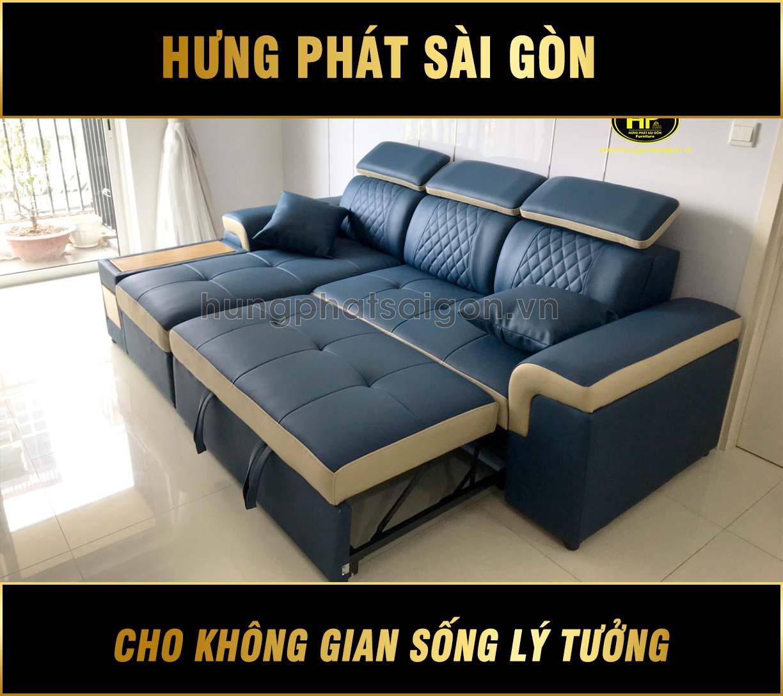 Ghế sofa giường kéo thông minh G-919