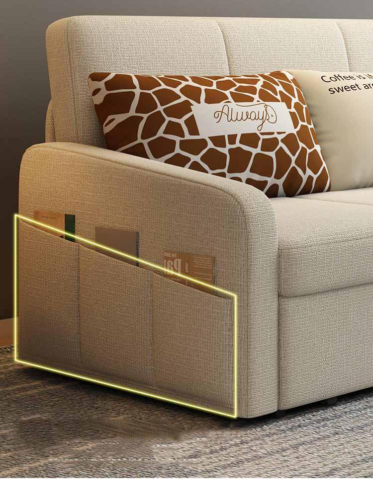 sofa giường kéo đa năng tiện lợi