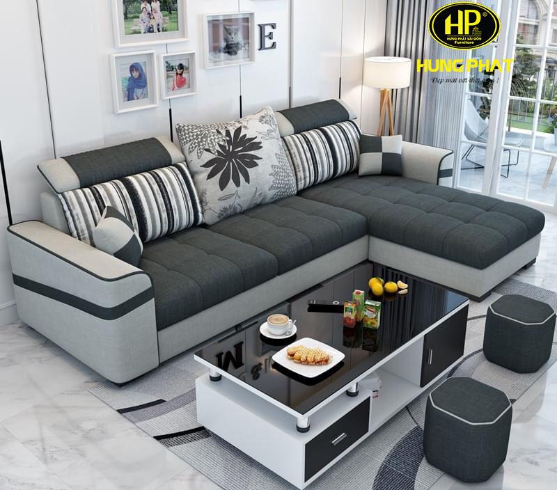 ghế sofa góc vải tại quy nhơn bình định uy tín chất lượng