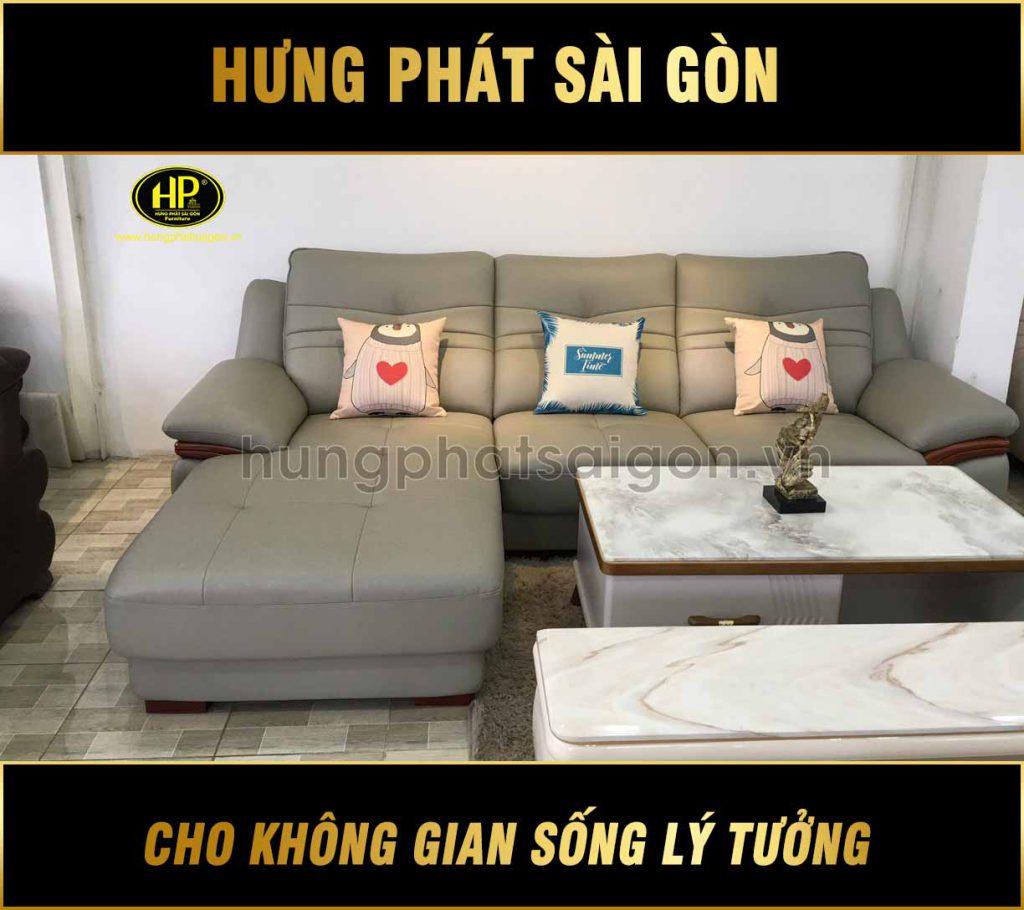 Sofa da cao cấp CH-01
