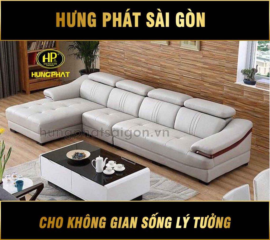 Sofa da cao cấp chính hãng HD-21