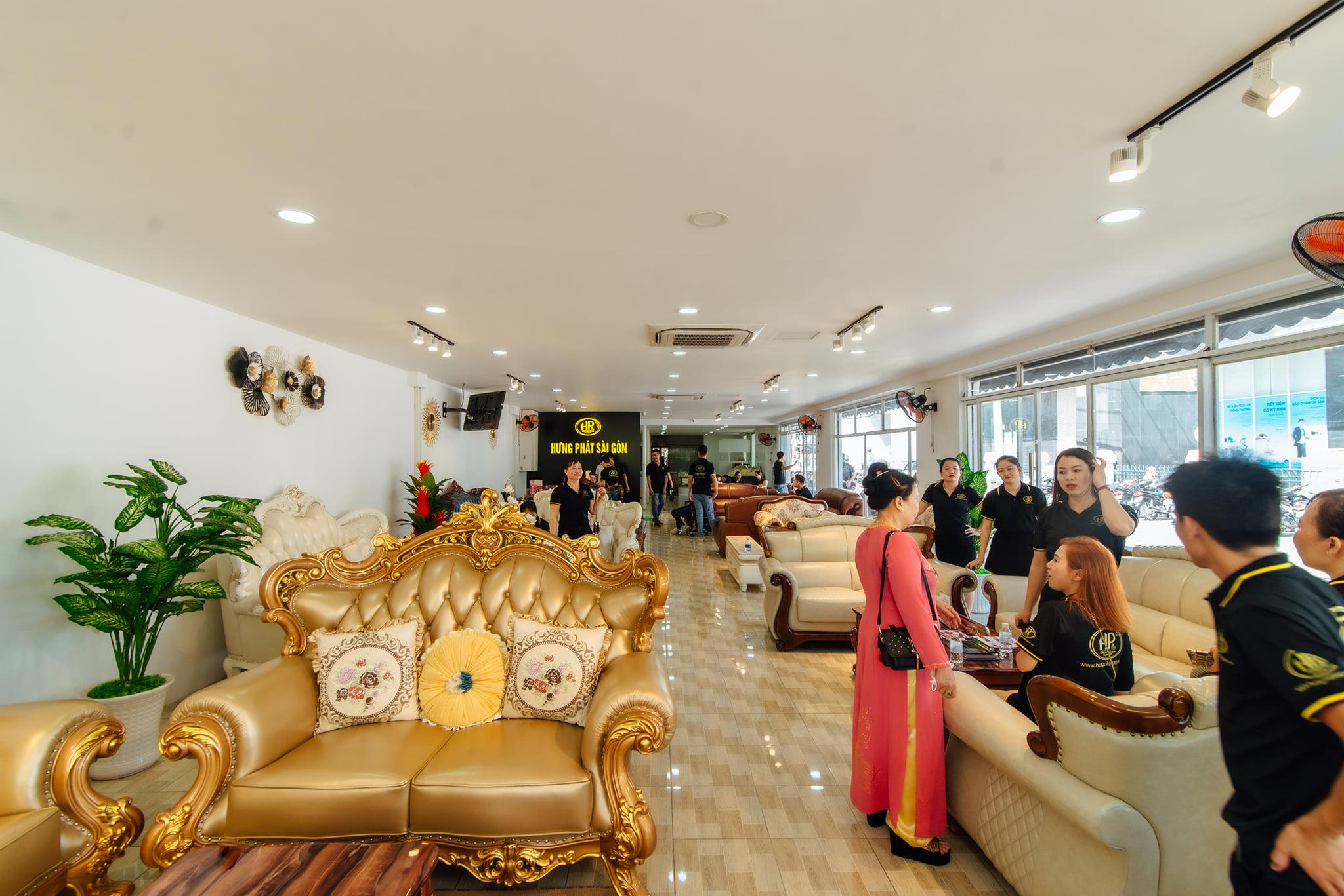 Hưng Phát Sài Gòn khai trương chi nhánh số 8 tại 18A Cộng Hòa HCM