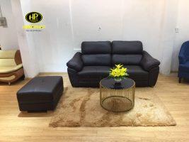 ghế sofa băng da cao cấp hv-119