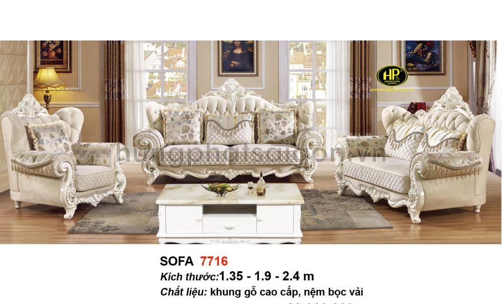 sofa da da cao cấp sang trọng chất lượng tại tphcm