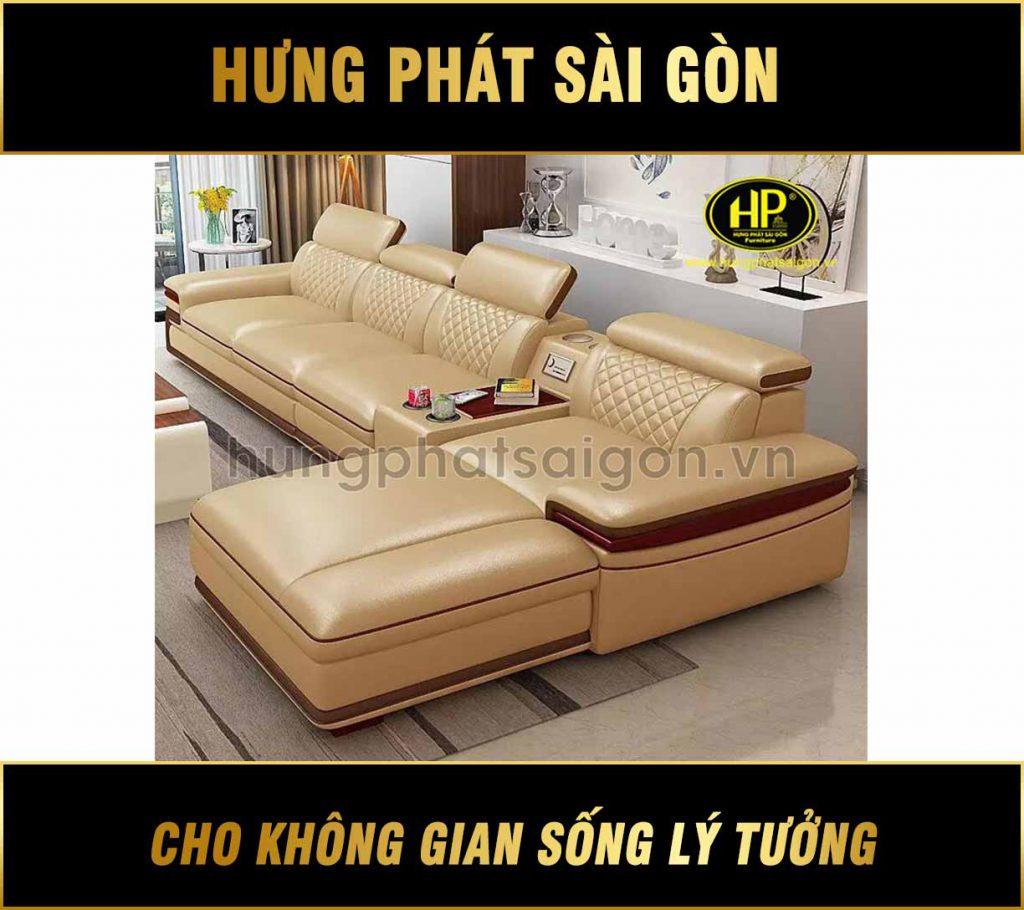 Sofa da cao cấp chính hãng HD-45