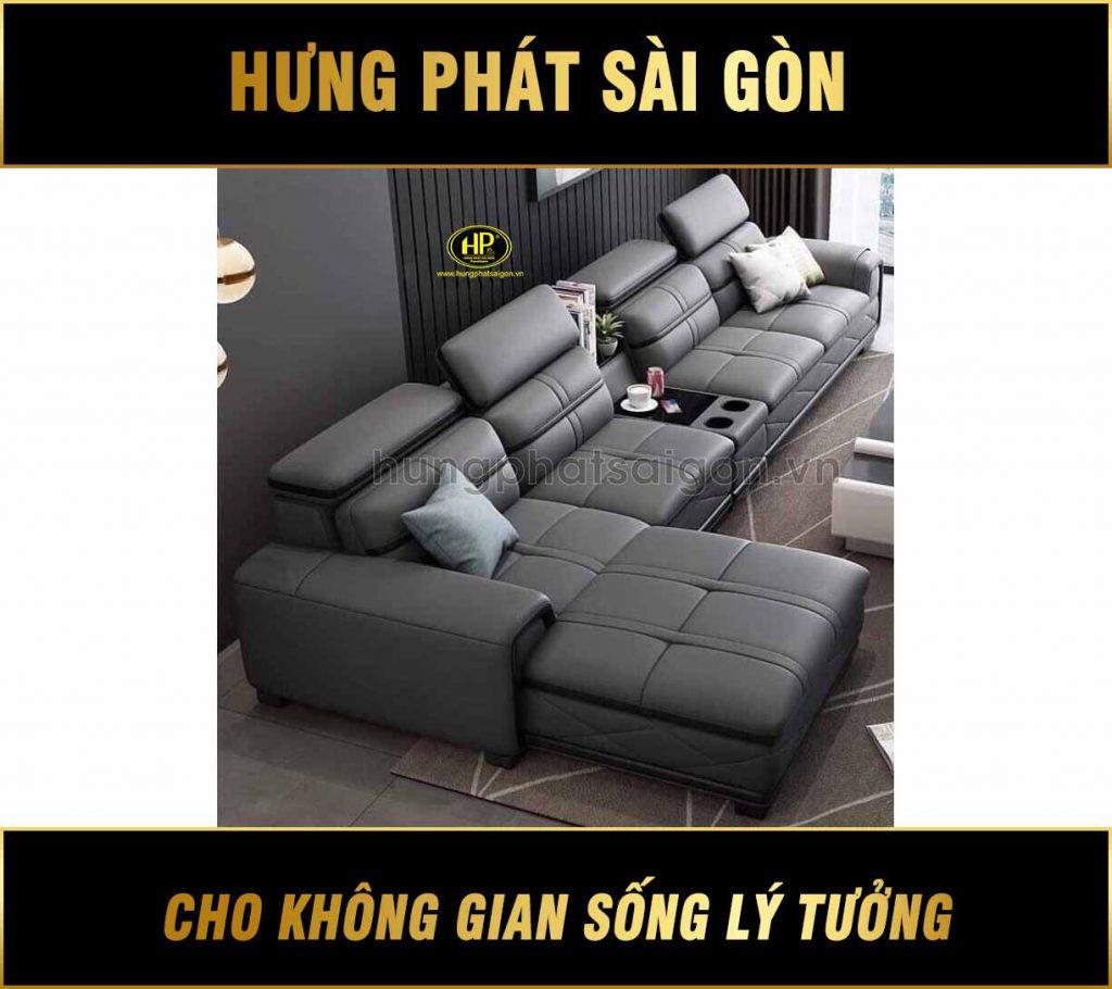 Sofa da cao cấp HD-51