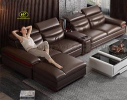Sofa da cao cấp HD-52