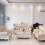 Top 30 Mẫu Bàn ghế gỗ phòng khách tân cổ điển cao cấp