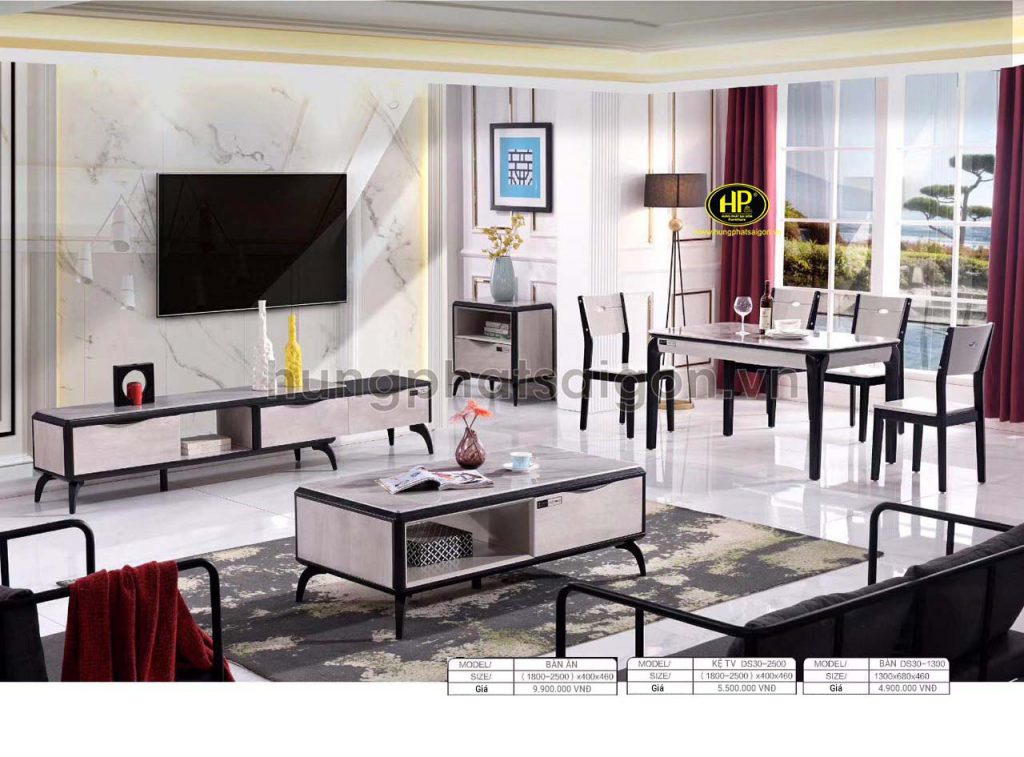 bàn ghế sofa giá rẻ chất lượng tại hung phát sài gòn