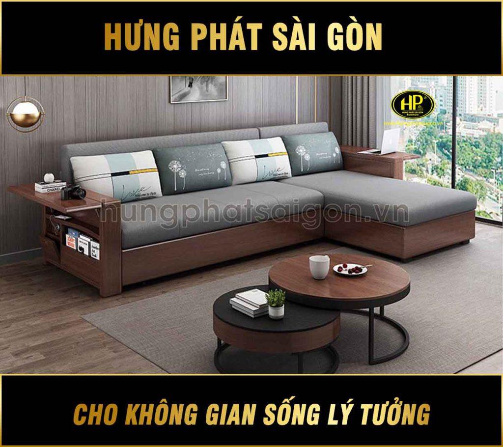 Sofa giường nhập khẩu GK-01