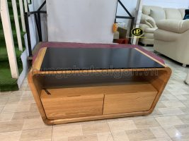 bàn gỗ sồi cao cấp sang trọng uy tín chất lượng