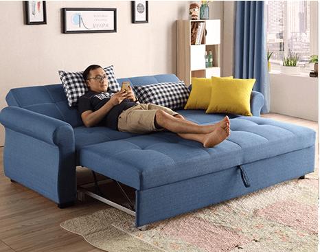 top 10 ghế sofa kết hợp giường ngủ cao cấp sang trọng