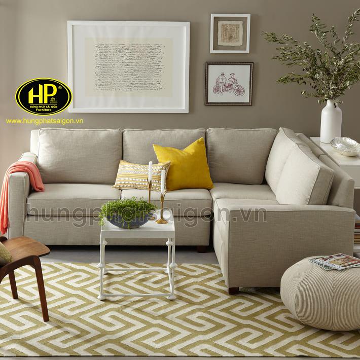 mẫu ghế chung cư bằng vải mẫu mới nhất