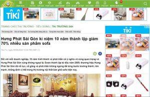 báo chí nói gì về Hưng Phát Sài Gòn