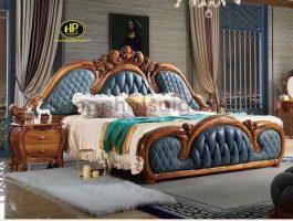 giường cổ điển cao cấp sang trọng nhập khẩuchất lượng