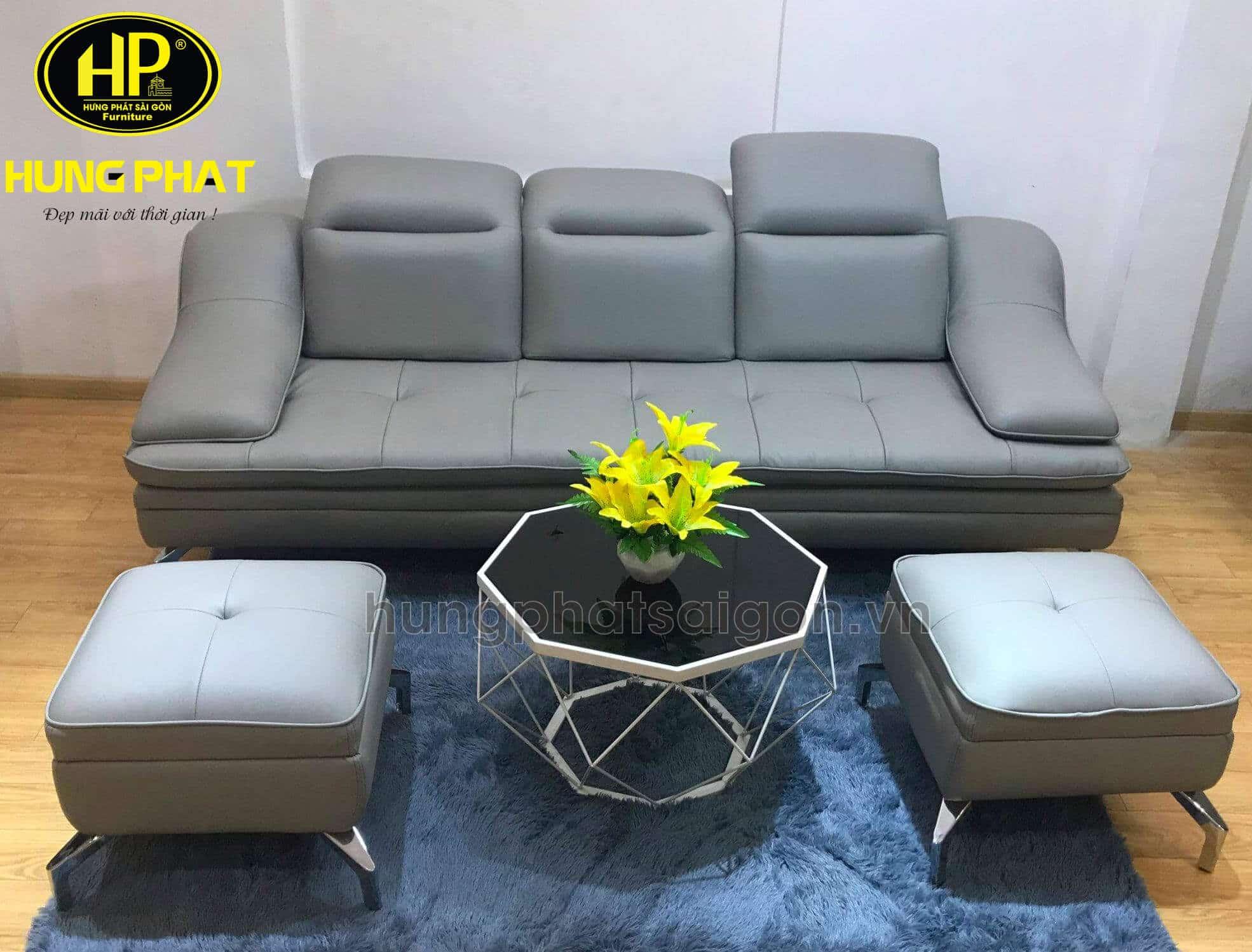 mẫu sofa băng cao cấp sang trọng