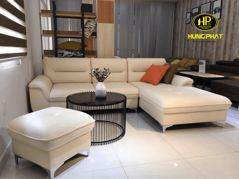sofa da da năng cho chung cư