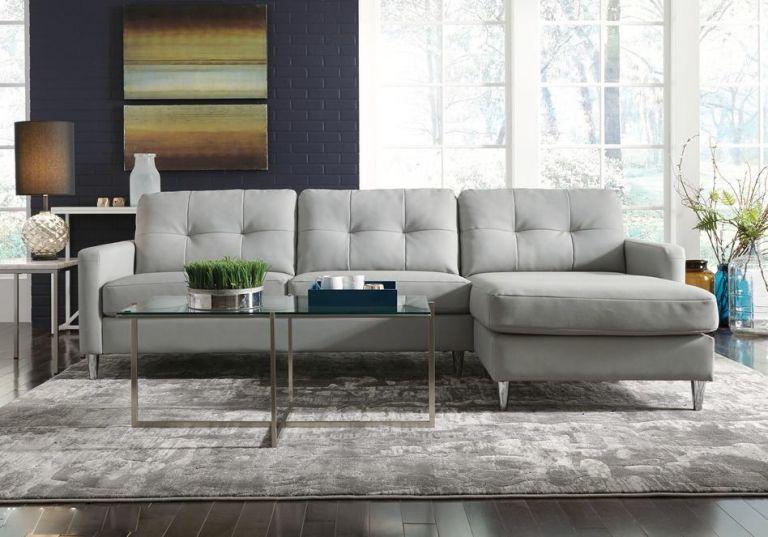 Sofa da Hàn Quốc giá rẻ đẹp cho phòng khách nhỏ