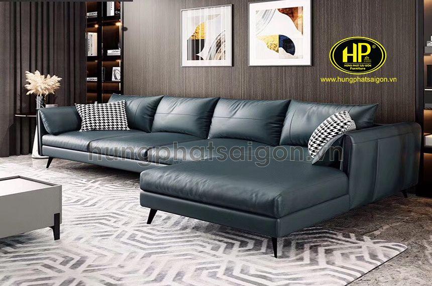 Sofa da Hàn Quốc cao cấp cho phòng khách sang trọng