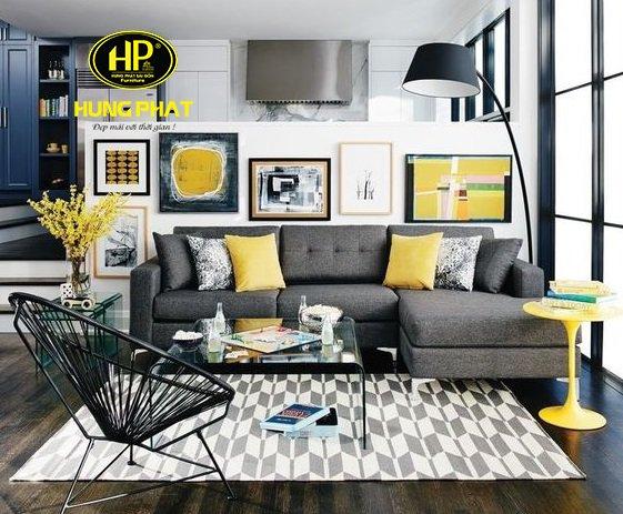 sofa vải giá rẻ uy tín chất lượng