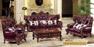sofa tân cổ điển cao cấp sang trọng hiện đại