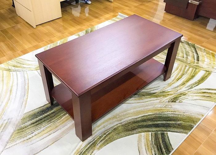Thiết kế của bàn sofa cần phù hợp với nội thất trong nhà