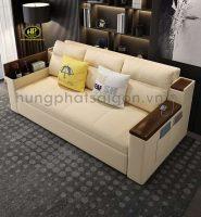 Sofa giường giúp tận dụng tối đa không gian