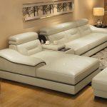 Top 10 mẫu ghế sofa da đẹp nhập khẩu giá dưới 50 triệu