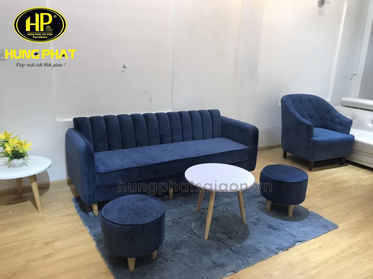Hưng Phát Sài Gòn sản xuất sofa bằng những vật liệu cao cấp nhất