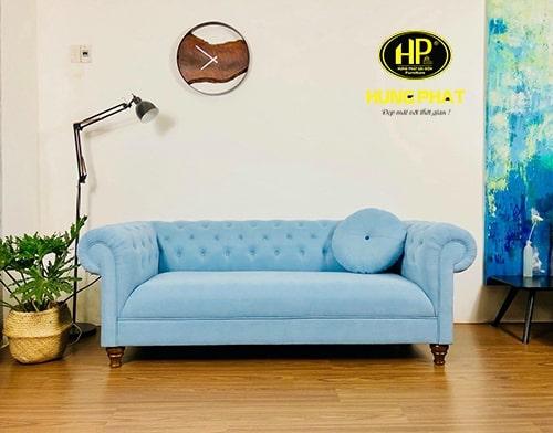 sofa nỉ hiện đại cao cấp