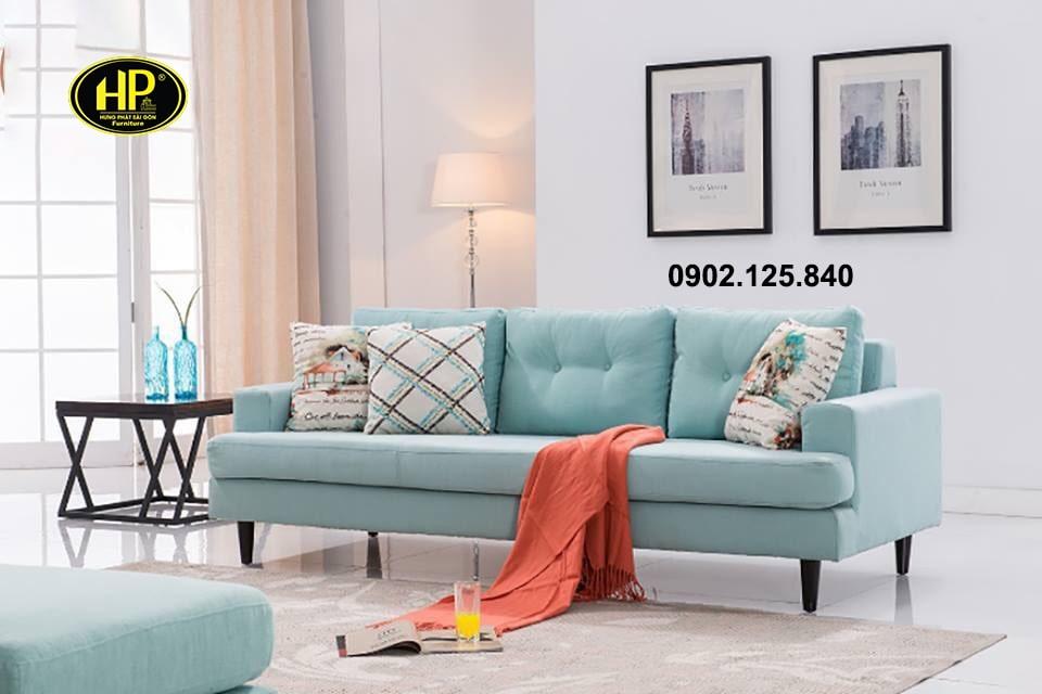 sofa nỉ giá rẻ hiện đại