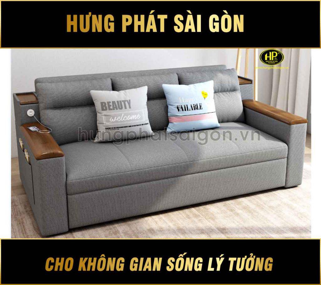 Sofa Giường Nhập Khẩu GK-608