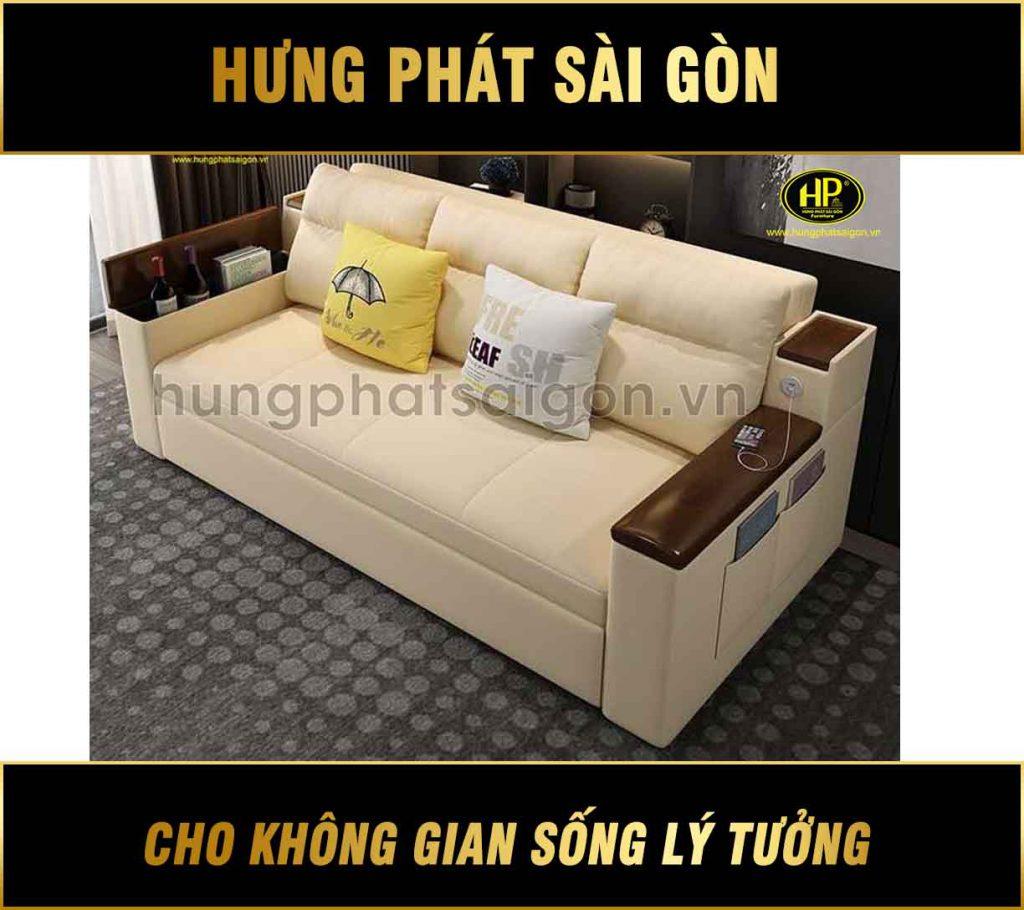 Sofa Giường Nhập Khẩu GK-608K