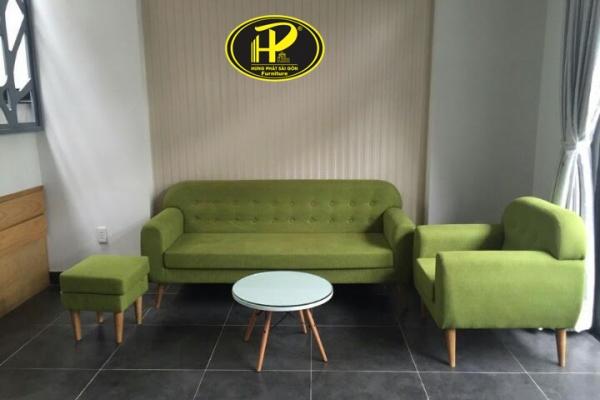 Sofa spa được làm từ nhiều chất liệu khác nhau