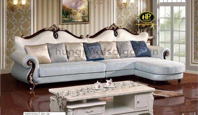 sofa tân cổ điển hiện đại