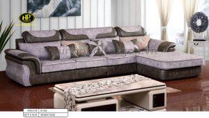 sofa da tân cổ điển nhập khẩu chất lượng