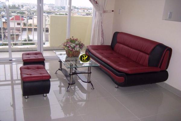 Kiểu dáng sofa cần phù hợp với phong cách kiến trúc của spa