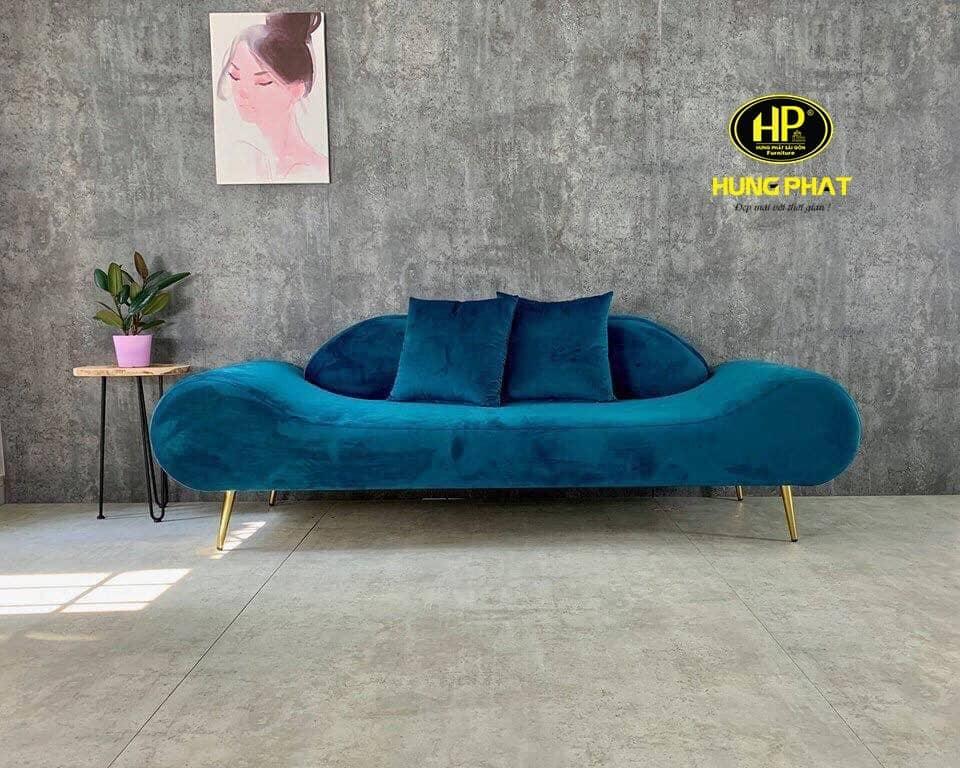 Sofa phong cách hiện đại thích hợp cho spa