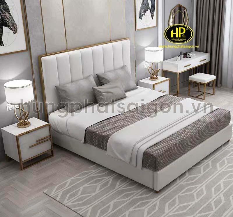 Siêu ấn tượng với mẫu giường ngủ GD-08